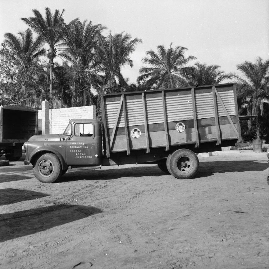 Lomela, 1959 - Camion FOMETRA